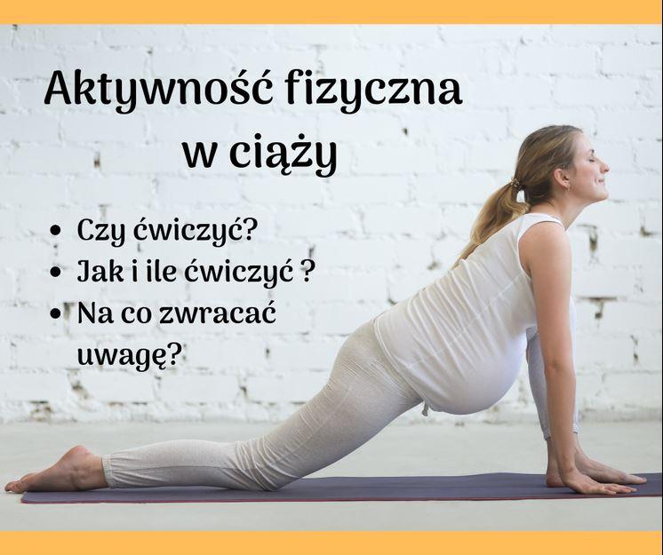 Aktywność fizyczna wciąży