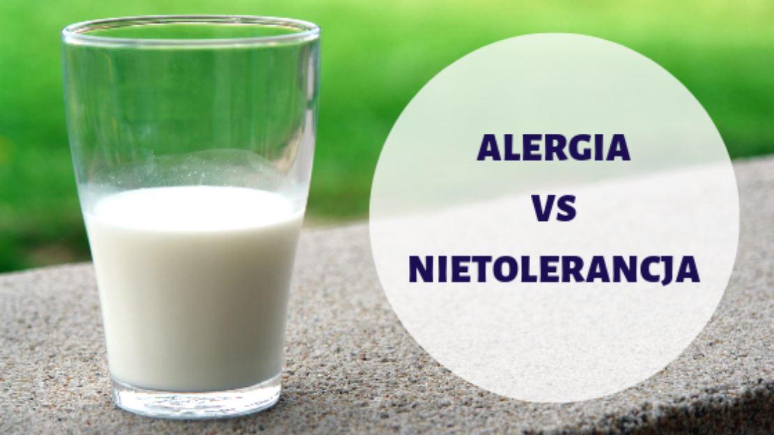 Alergia czynietolerancja pokarmowa?