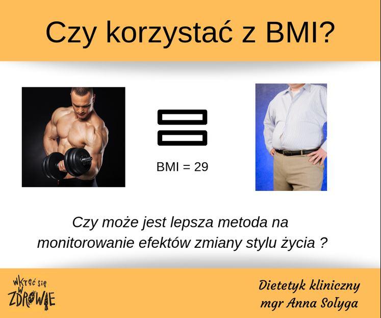 Wskaźnik BMI – czytylkozniego korzystać?