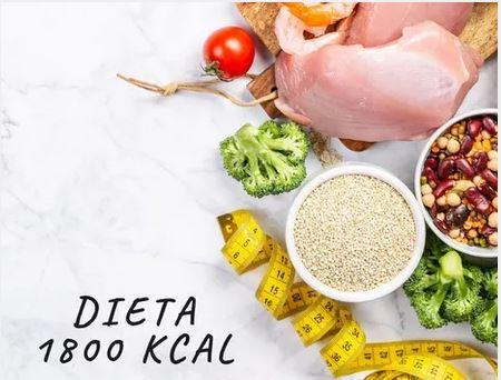 Darmowy jadłospis 1800 kcal