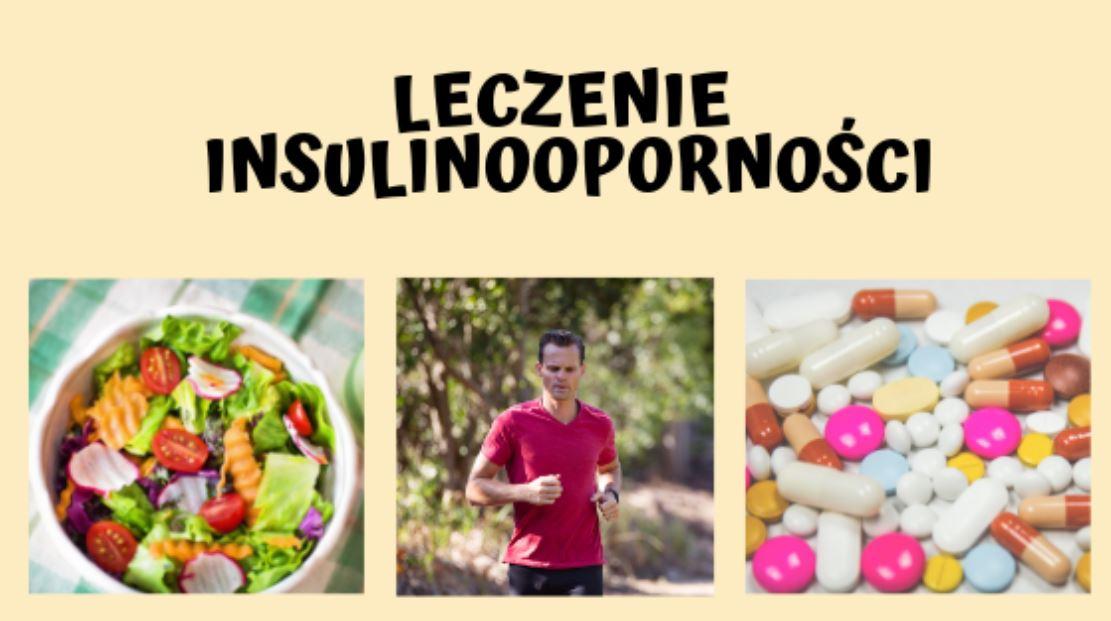 Insulinooporność – leczenie