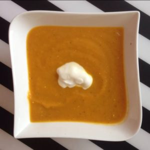 zupa krem zmarchewki