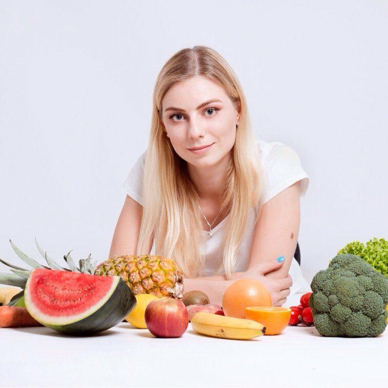 Anna Sołyga - dietetyk